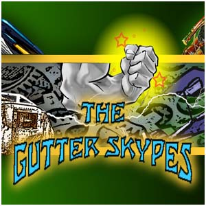 The Gutter Skypes logo